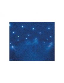 Ciel étoilé 100 fibres chromo avec générateur