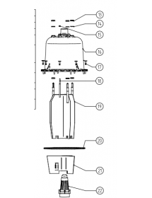 Joint de cylindre hammam
