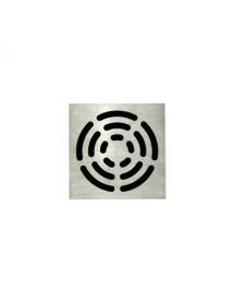 Grille carrée 130 x130 Target pour bonde Rotaflux
