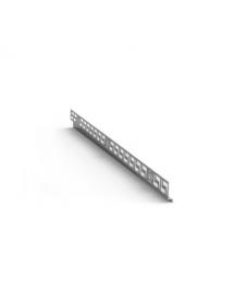 Profilé Lineal inox en biseau pour liaison sol/mur